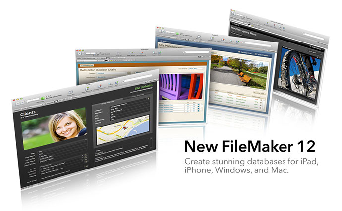 FileMaker 12 on tour