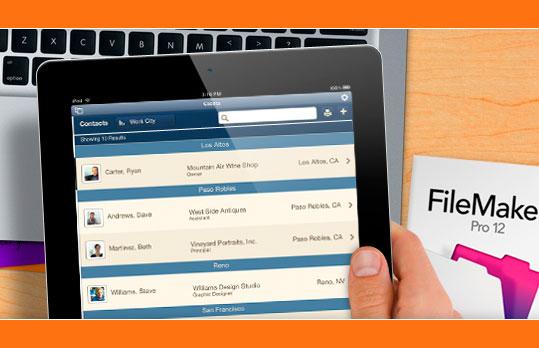 Corsi FileMaker 2013