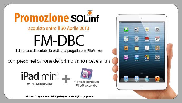 Campagna promozionale iPad