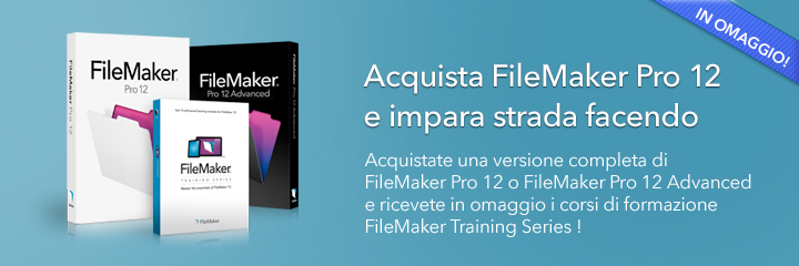 Acquista FileMaker Pro 12