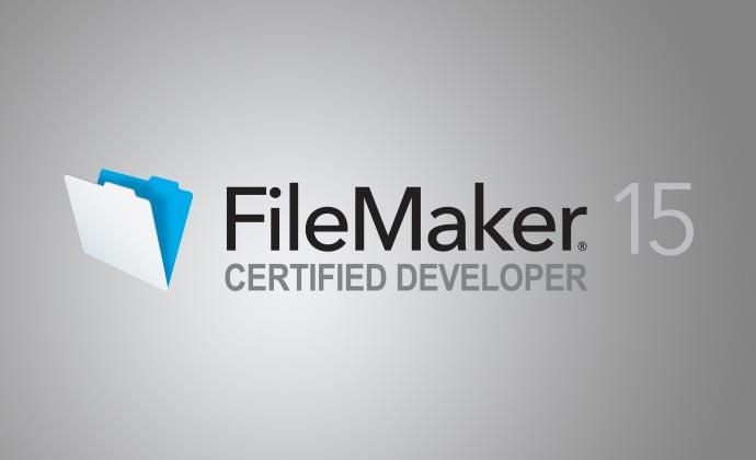 Certificazione Filemaker 15