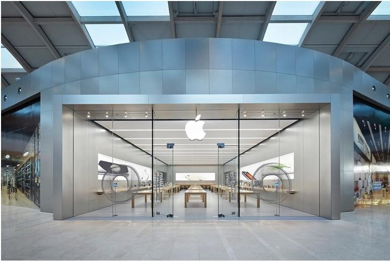 Formazione presso Apple Store