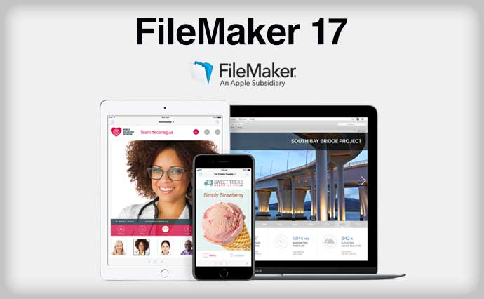 È uscito FileMaker 17