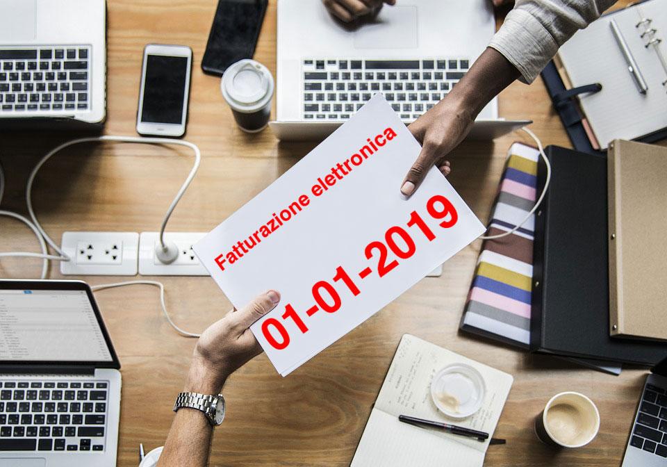 fatturazione elettronica scadenza 2019