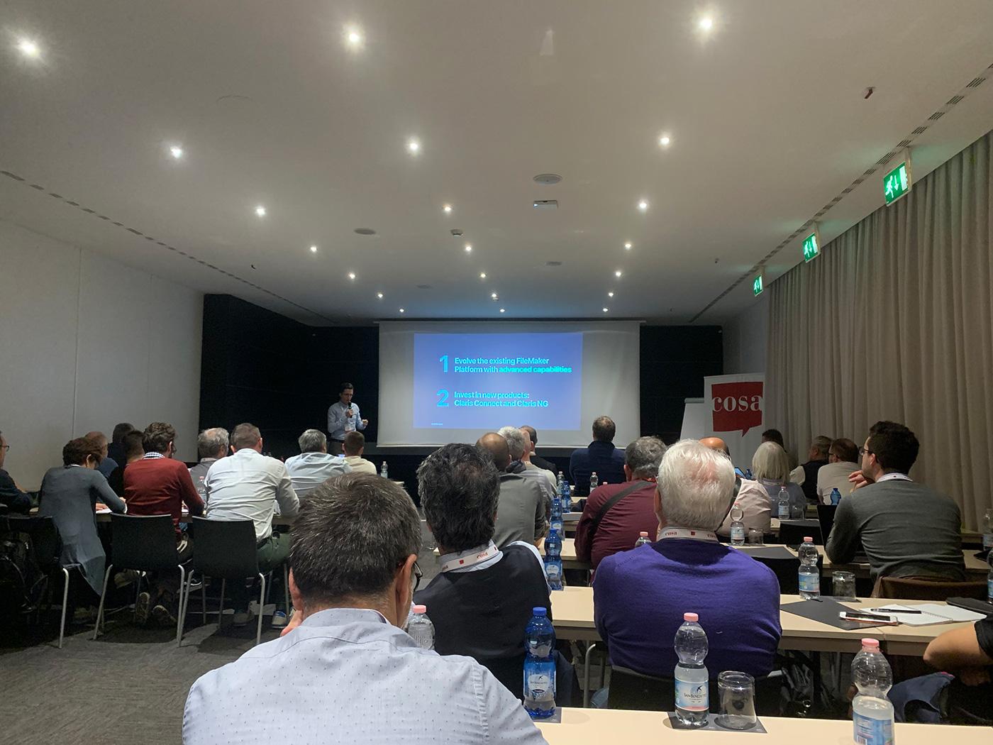 Devcon 2019 - conferenza