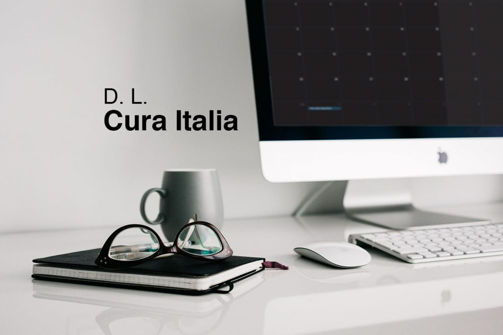 D. L. Cura Italia